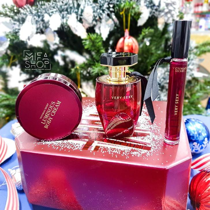 bộ quà tặng nước hoa very sexy victoria's secret 2018 mifashop 1