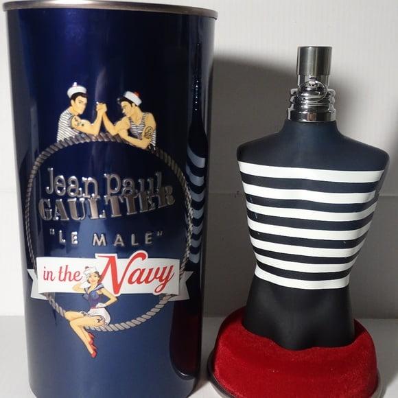 Nước Hoa Nam Le Male In The Navy Jean Paul Gaultier chính hãng