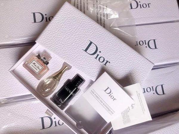 Sét nước hoa Dior Les Parfums Iconiques chính hãng