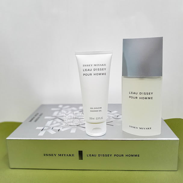 BỘ NƯỚC HOA ISSEY MIYAKE L'EAU D'ISSEY POUR HOMME 125ML mifashop 3