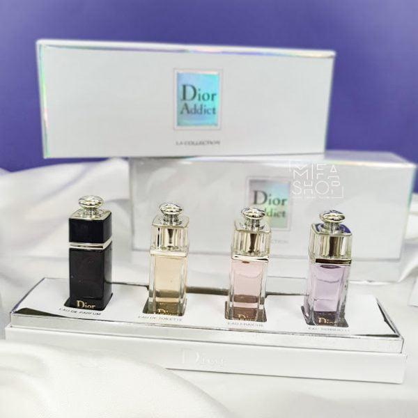 Bộ nước hoa Dior Addict LA Collection mini mifashop 1
