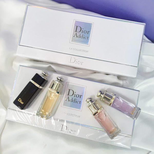 Bộ nước hoa Dior Addict LA Collection mini mifashop 3