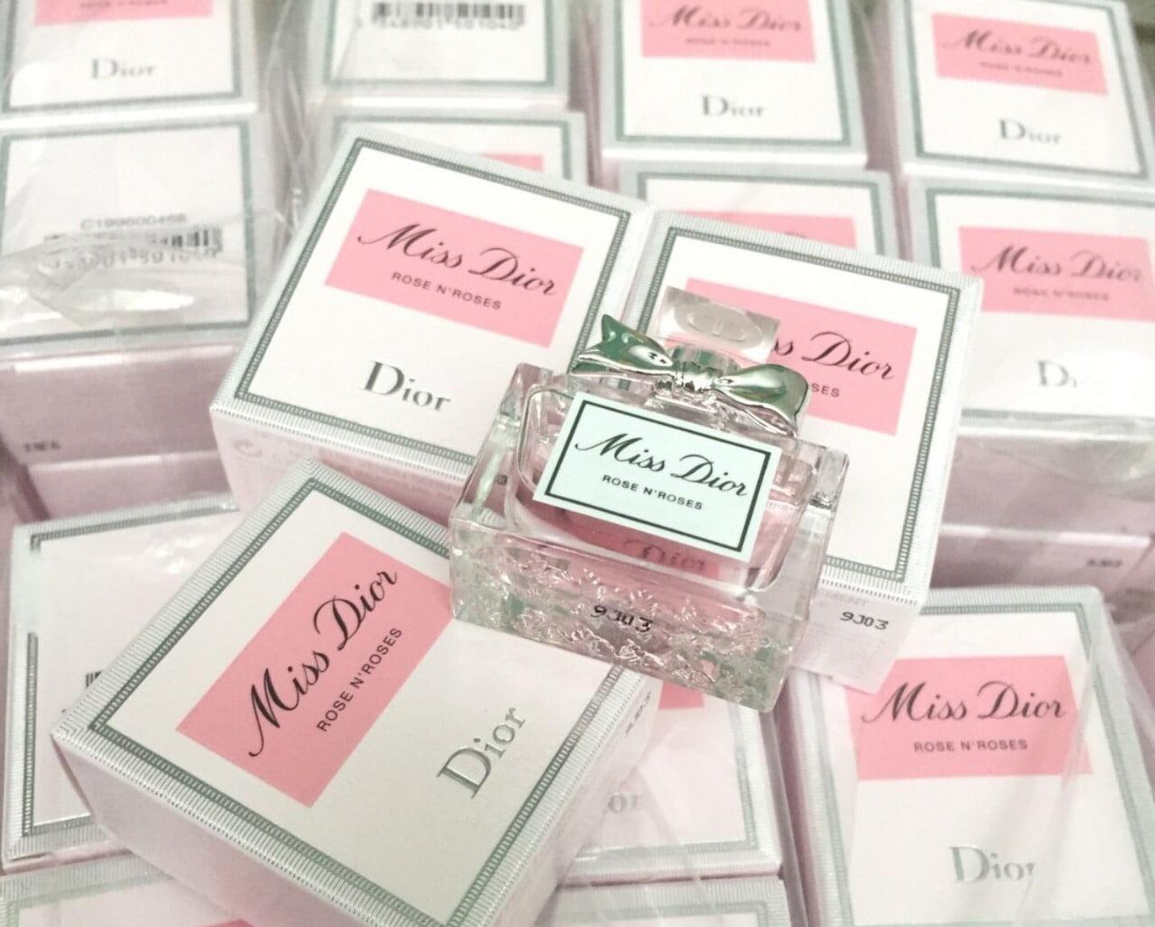 Nước Hoa Nữ Miss Dior Rose N Rose EDT chính hãng