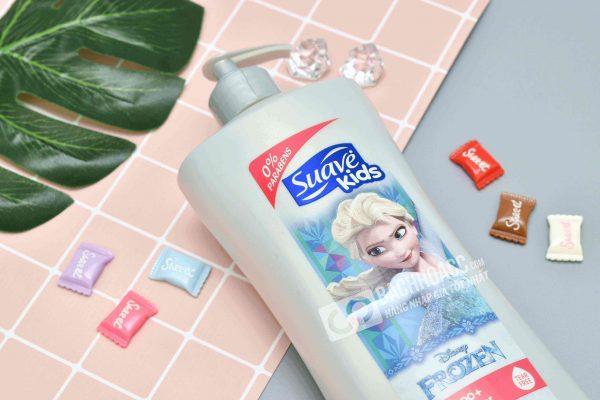 Sữa tắm bé 3 in 1 Suave Kids 828ml chính hãng