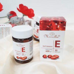 Vitamin E Zentiva 400mg ( Vitamin E đỏ Nga) mifashop 2
