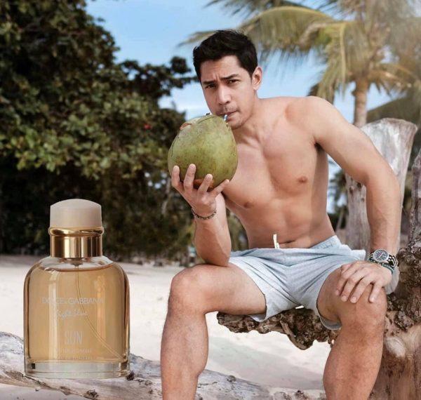 Nước hoa nam Light Blue Sun Dolce & Gabbana pour homme 125ml 1