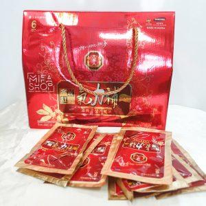 Nước uống Hồng Sâm nước Korea Red Ginseng Giryockbo