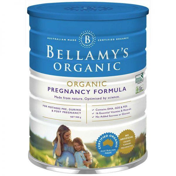 Bellamy's Organic Pregnancy Formula