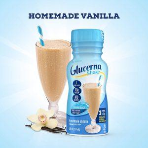 Glucerna Shake Homemade Vanilla