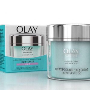 Olay Luminious Overnight Mask