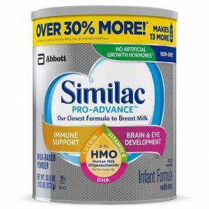Sữa similac pro advance