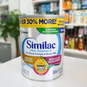 Sữa similac pro advance 873g