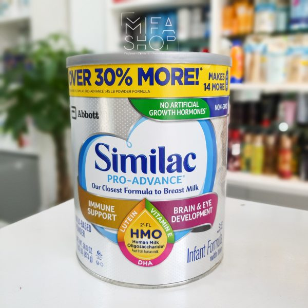 Sữa similac pro advance873g