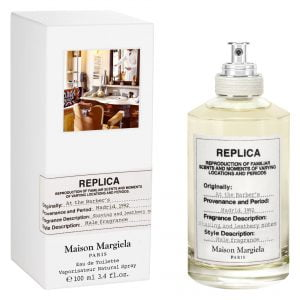 Maison Margiela Replica At The Barber's