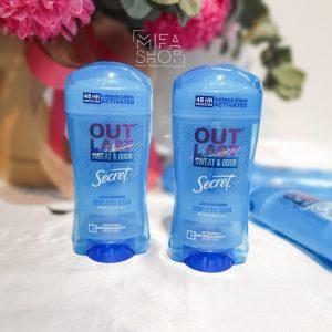 Lăn khử mùi nữ Secret Clear Completely Clean (Dạng Gel)