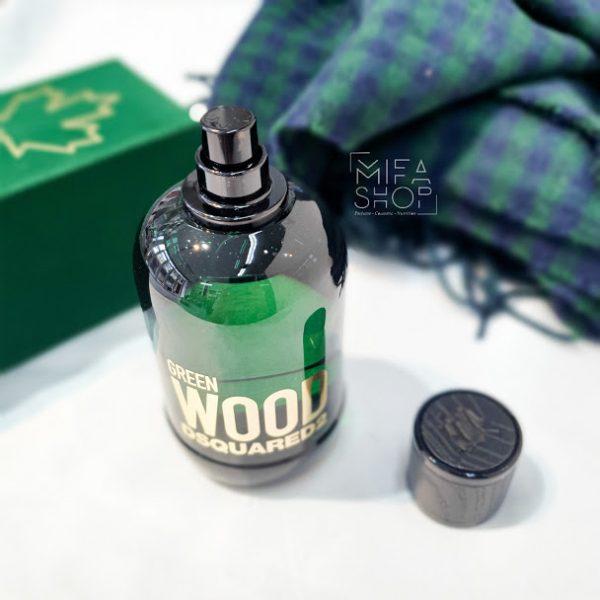 Nước hoa Green Wood dsquare2 edt 100ml 1