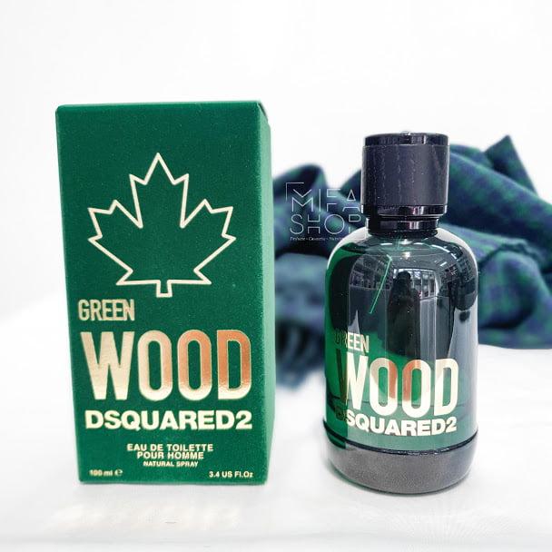 Nước hoa Green Wood dsquare2 edt 100ml 3