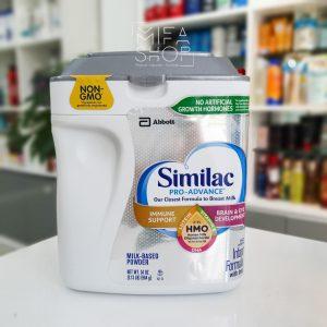 Sữa Similac Pro Advance Non GMO – HMO cho bé từ 0 – 12 tháng