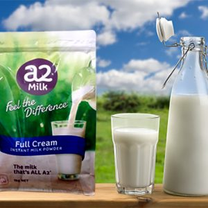 Sữa The A2 Milk Company Full Cream Milk