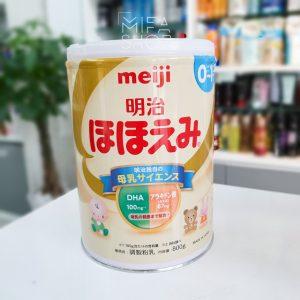 Sữa Meiji Nội Địa Nhật Bản 0-1 Tuổi