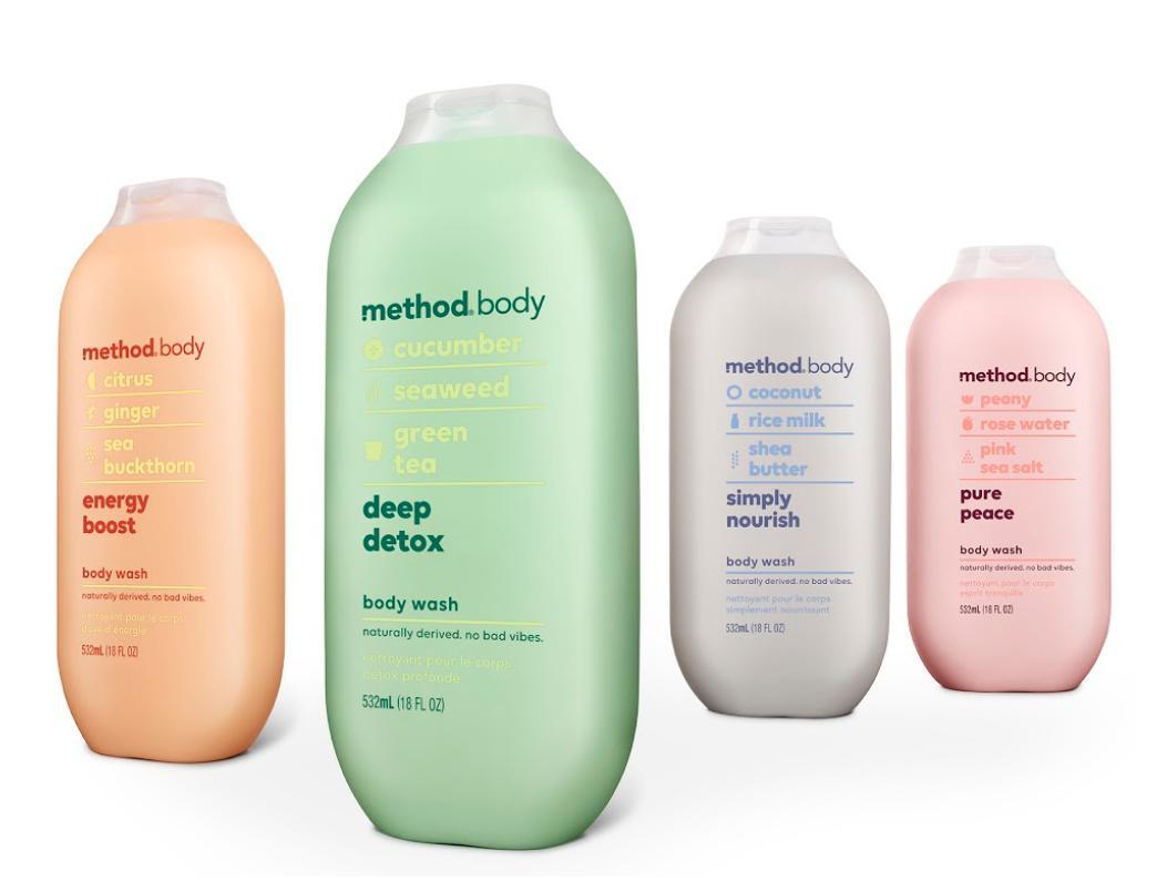 Sữa tắm dưỡng ẩm Method Body - Method body | Mifashop