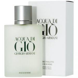 Nước Hoa Acqua Di Gio Pour Homme Giorgio Armani Edition Rechargeable 200ML 01