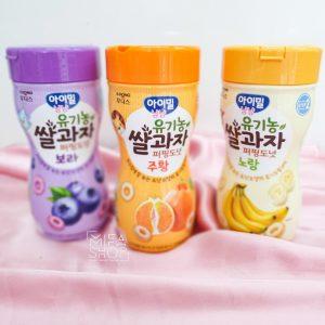 Bánh Ăn Dặm Hữu Cơ ILDONG Hàn Quốc 40G 01