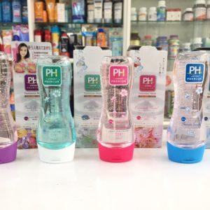 Dung dịch vệ sinh phụ nữ PH Japan Premium 01