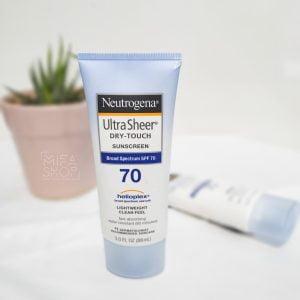 Kem Chống Nắng Ultra Sheer Dry-Touch SPF 70 Neutrogena 88ML 02