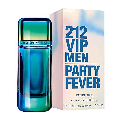 Nước Hoa 212 Vip Men Party Fever Carolina Herrera 100ML