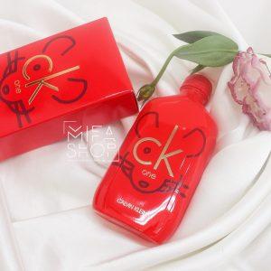 Nước Hoa CK One Collector's Edition Calvin Klein 100ML