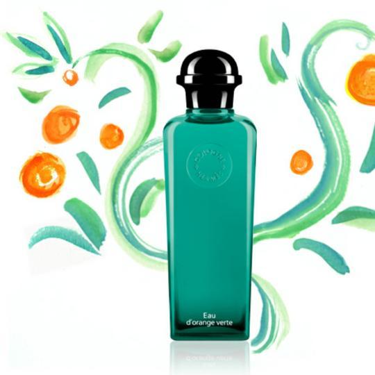 Nước Hoa Eau D`Orange Verte Hermes 100ML