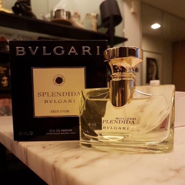 Nước Hoa Splendida Iris D'or Bvlgari 100ML