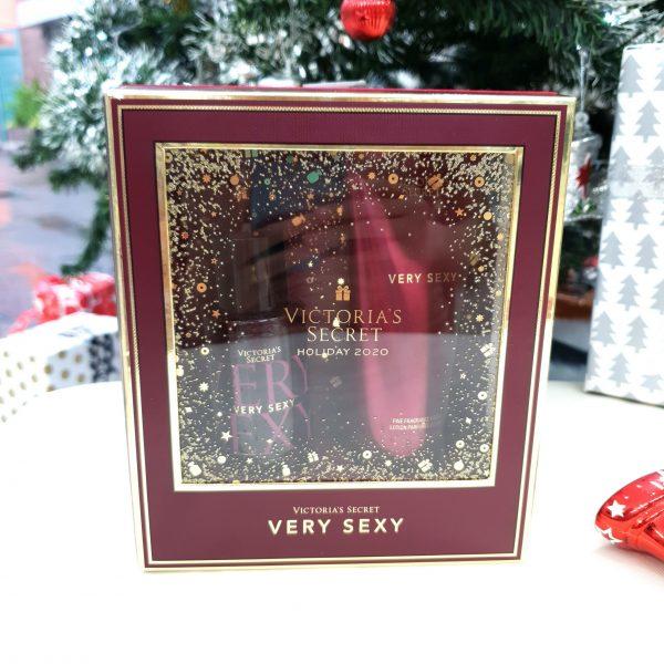 Bộ Quà Tặng Xịt Thơm Very Sexy Fragrance Mist 75ML And Lotion 100ML Victoria's Secret