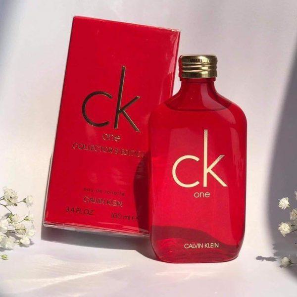 Nước Hoa Nam CK One Collector's Edition Calvin Klein 100ML