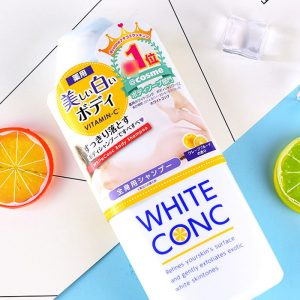 Sữa tắm trắng da White Conc Body Shampoo 360ml