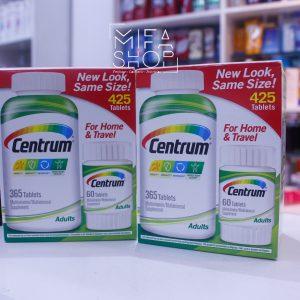 Vitamin tổng hợp Centrum Adults 365 viên