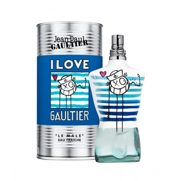 Nước Hoa Le Male Andre Edition Jean Paul Gaultier 100ML