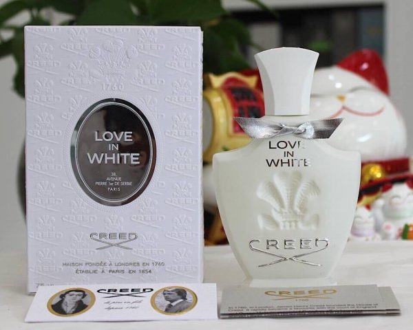 Nước Hoa Love in White Creed 75ML