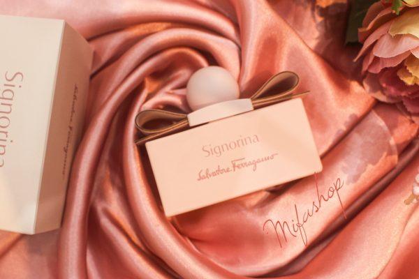 Nuoc hoa Signorina Fashion Edition 2020 Nuoc hoa Signorina Fashion Edition 2020
