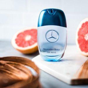 Nước Hoa The Move For Men Mercedes Ben 100ML