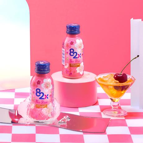 Nước Uống The Pink Collagen 82X