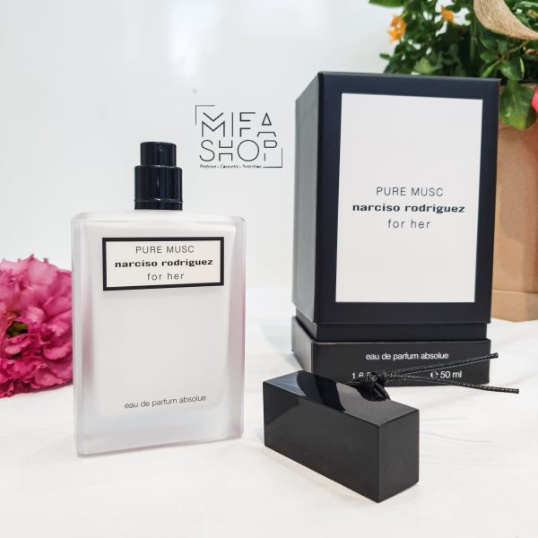 nước hoa Pure Musc Absolue for her Narciso Rodriguez mifashop