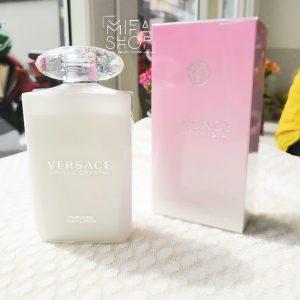Dưỡng Thể Versace Bright Crystal Body Lotion 200ml