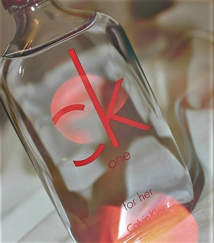 Nước Hoa CK One Red For Women