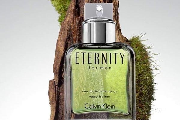 Nước Hoa Nam CK Eternity For Men